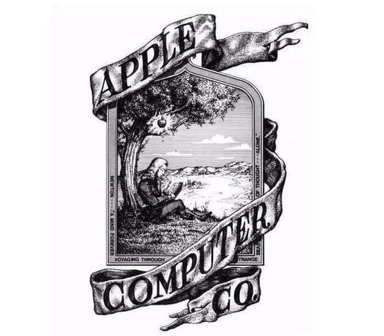 涨知识 你以为苹果的Logo就只是苹果咬一口吗?