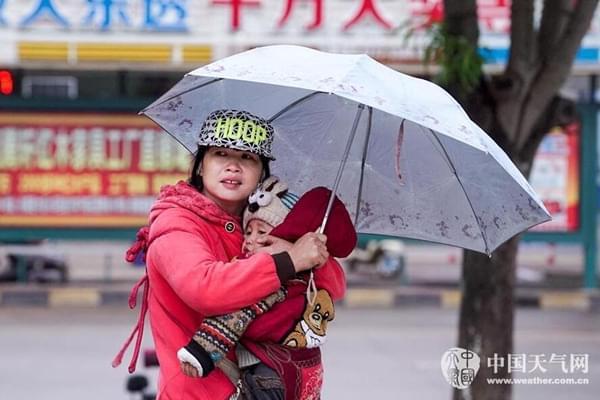 南方回暖降雨歇 东北新疆再飘雪