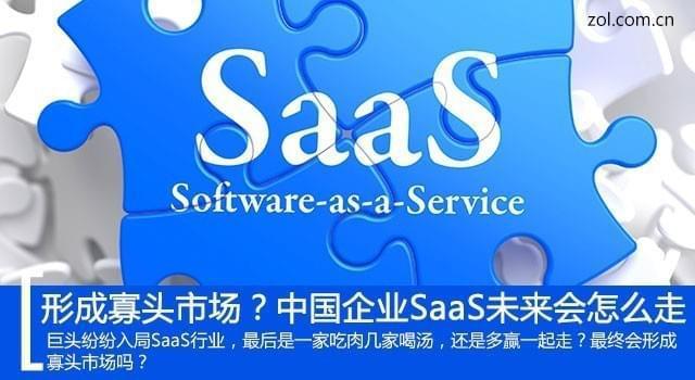 形成寡头市场?中国企业级SaaS未来会怎么走