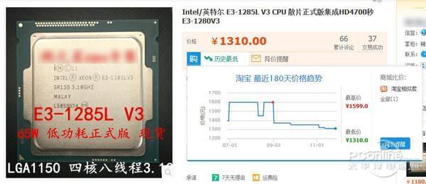 更新换代前夕 CPU价格都涨了一把的照片 - 7