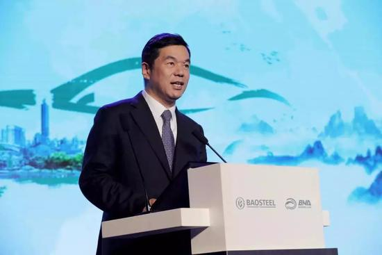 宝钢戴志浩:供给侧改革给了3年时间为紧日子做准备