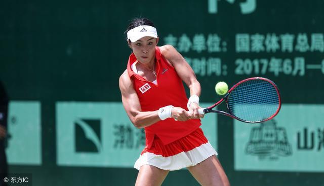 WTA日本赛-数据利好 王蔷或顺利闯入四强