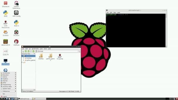 [图]树莓派Raspbian系统迎来全新桌面环境--PIXEL
