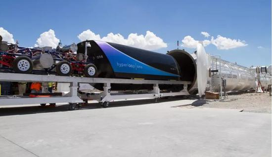 HyperloopOne将斥5亿美元 在西班牙小村建研发中心