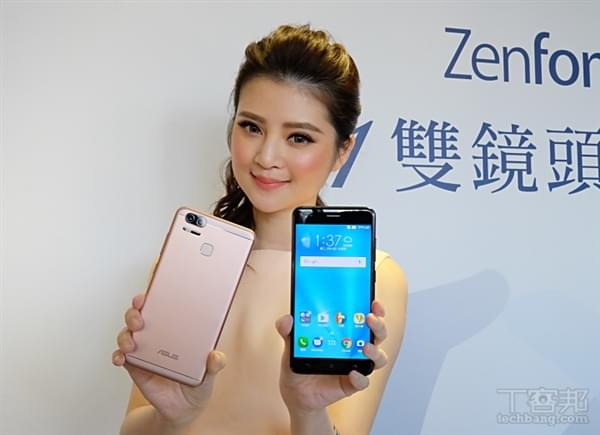 华硕ZenFone 3 Zoom上市:双镜头/5000mAh的照片 - 2