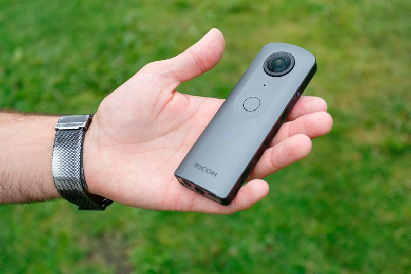 『2018 CES』理光公布Theta V 360 相机插件合作伙伴计划