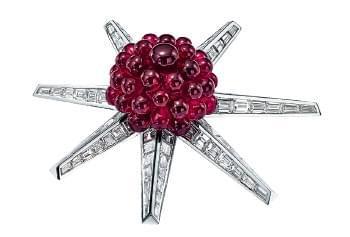 流光溢彩新年红 这些首饰别错过
