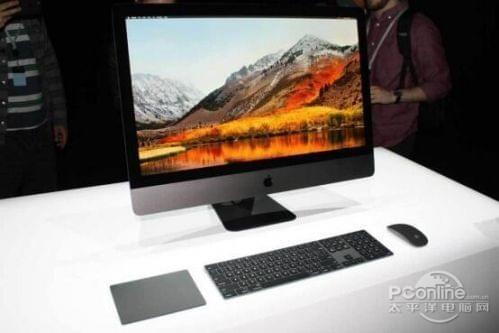 苹果iMac Pro电脑型号上市前被曝光 代号A1862