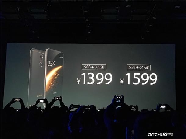 360手机N5正式发布:配6GB内存卖1399元的照片 - 8