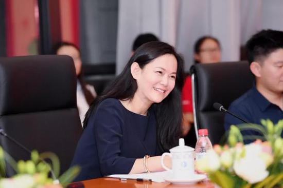 李彦宏妻子马东敏以个人名义向中科大捐一亿元