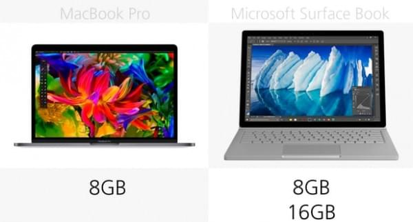 MacBook Pro和Surface Book终极对比的照片 - 18