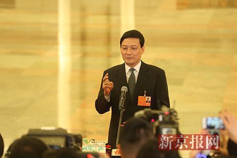 """肖亚庆回应""""国进民退""""担忧:民企占比越来越多"""