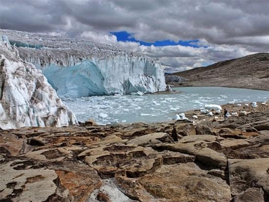 冰芯研究显示 人类对大气的破坏早于工业革命