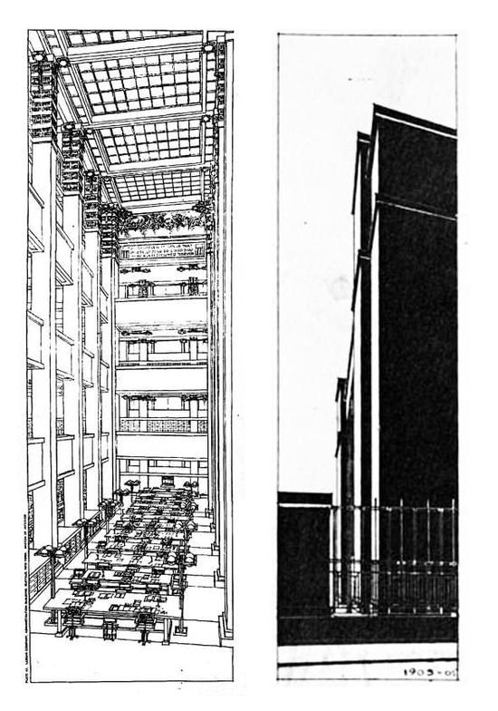 太多人渲染建筑的未来,他却想要还原过去