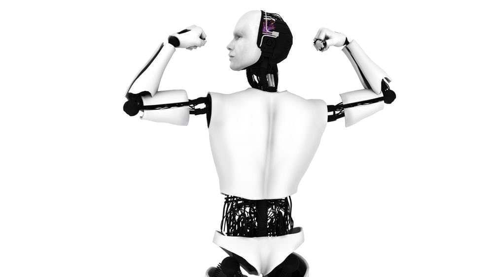 史上最逼真人造肌肉问世 这会让未来机器人更强大