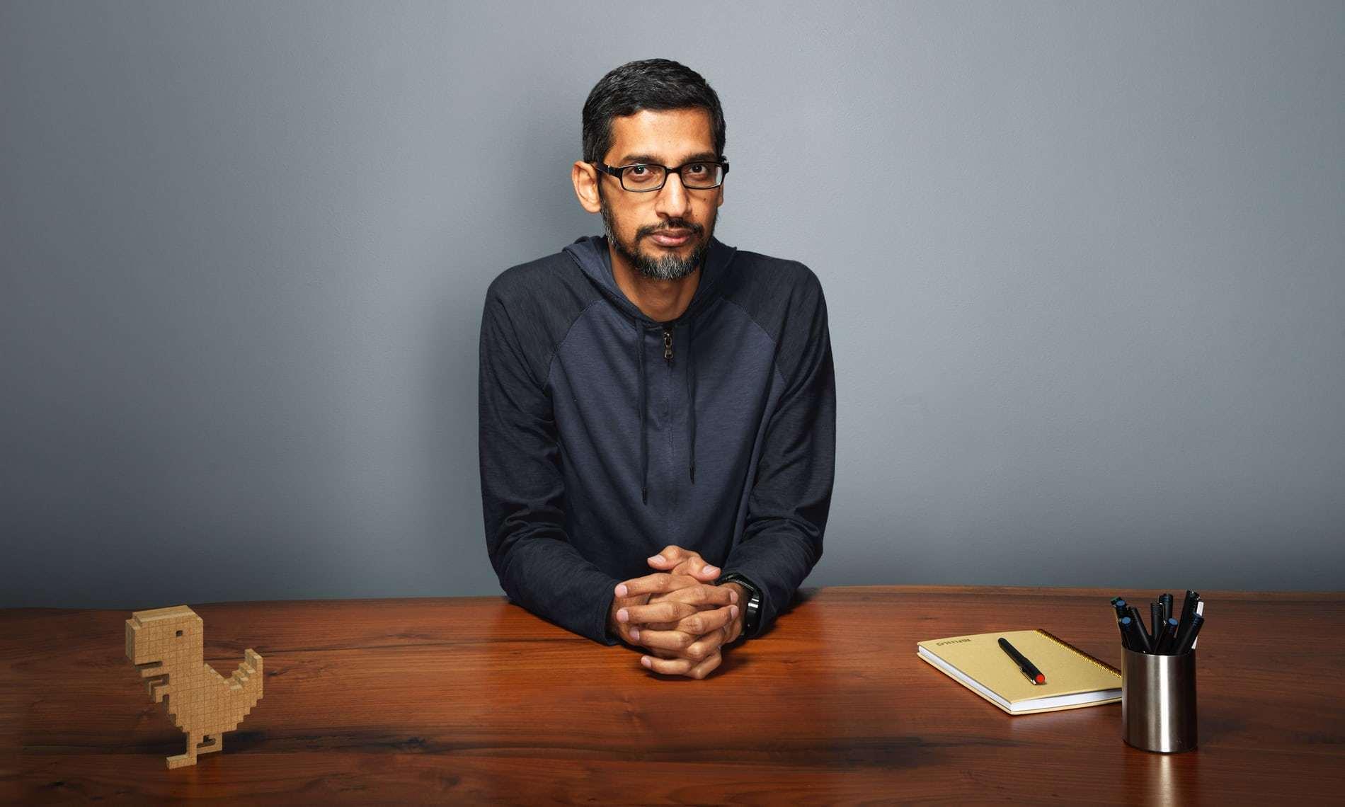 用户庞大&技术猛进:谷歌CEO咋看那些争议和挑战
