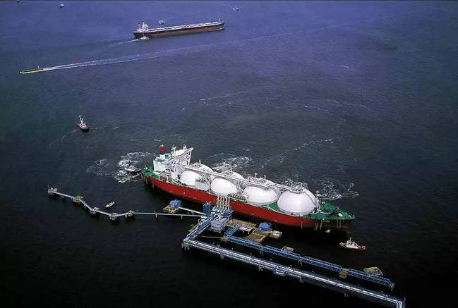 一家美企绕开贸易战与中国做生意 赌注下在天然气