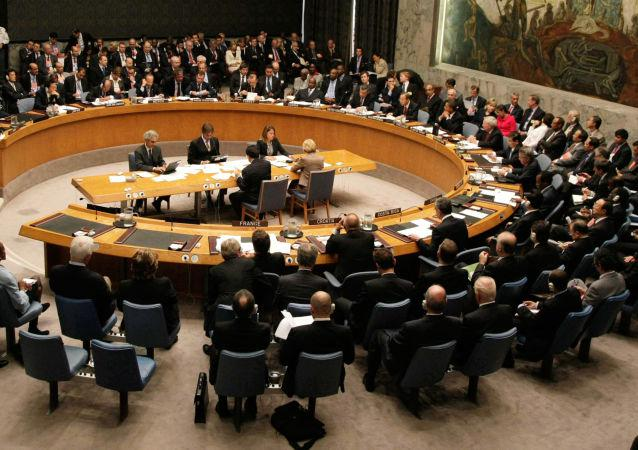 安理会紧急开会讨论叙利亚袭击 俄递提案谴责美国