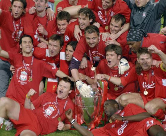 阿隆索:利物浦若能击败皇马夺欧冠 会被铭记500年!