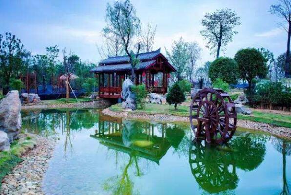 2019年荆州办第二届省园博,杨智强调要打造传世之作