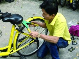 """谁在虐待共享单车 """"萝卜+大棒""""能否挽救1%损坏率"""