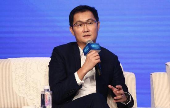 """马化腾:腾讯选香港上市是希望""""夫妻作息一致"""""""