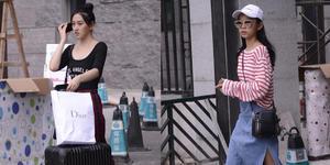 北京舞蹈学院新生报到 满屏胶原蛋白和青春