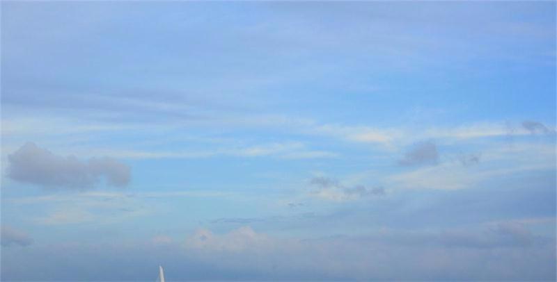 衡水今天白天多云转晴 西北风3至4级