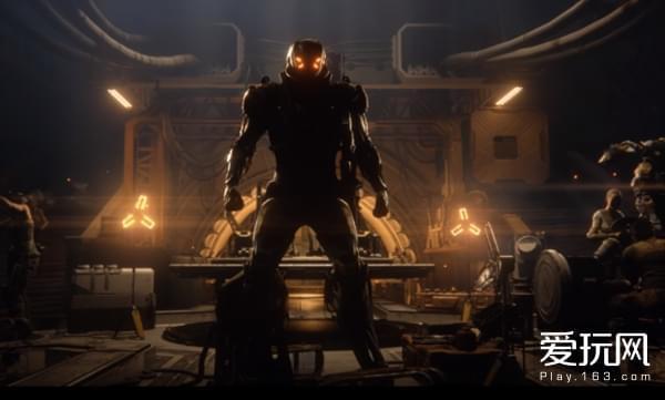 BioWare新作《Anthem》天蝎座游戏实机视频曝光