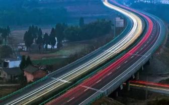 仁寿又一条交通要道即将建成通车