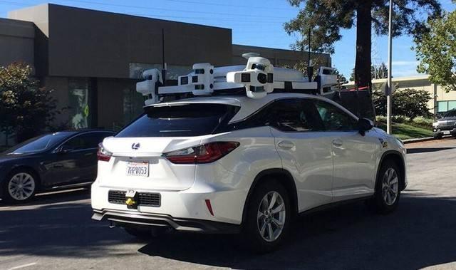 苹果自动驾驶测试车队两周内再增7辆 达62辆