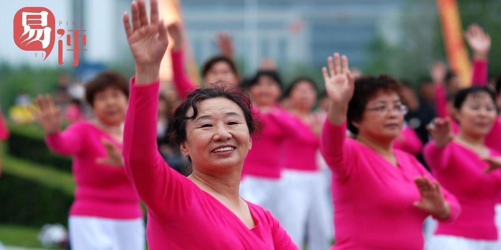 若不是成长基因里的集体主义 大妈们可能不爱广场舞