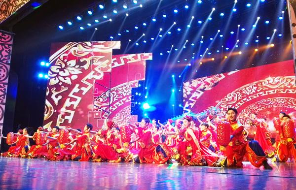 2018年少数民族迎春大联欢晚会在银川完成录制