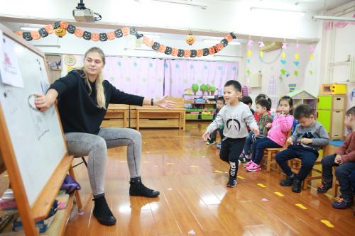 永和小牛津幼儿园找准幼儿教育发力点