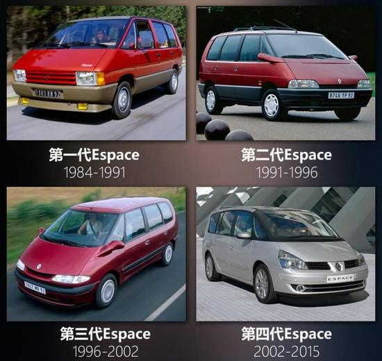 xx万元起 雷诺Espace正式进军跨界MPV市场