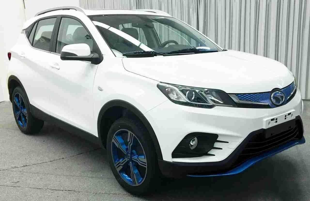 明年上市 东安DX3 EV将于广州车展首发