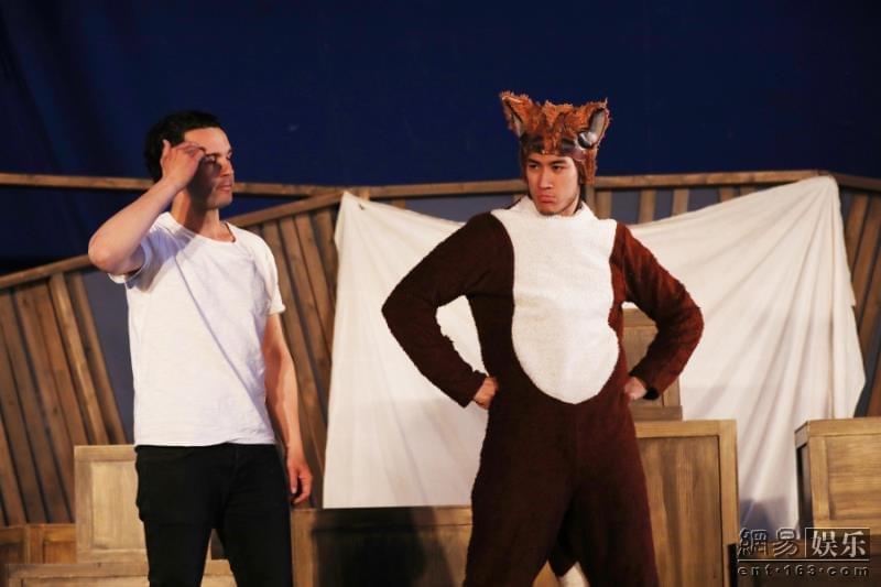 《旅途的花样》套路升级 李治廷扮萌狐狸演双簧