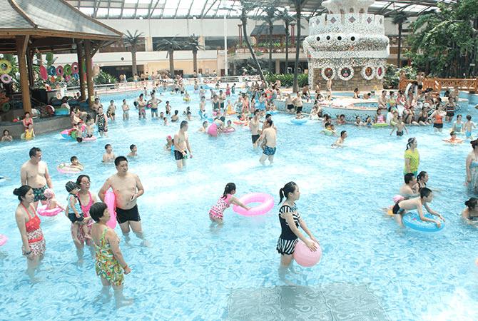 尧山福泉温泉暑期清凉大放价活动正式开启