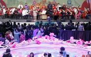 加拿大一城市举行春节庙会