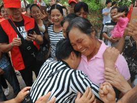 广西女子16岁被卖至河北30年后 她终于回家了
