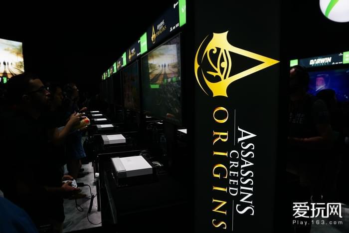 E3试玩报告:《刺客信条:起源》会是你的菜吗?