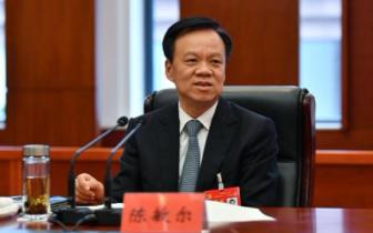 陈敏尔在审议政府工作报告时说:以习近平新时代中国特