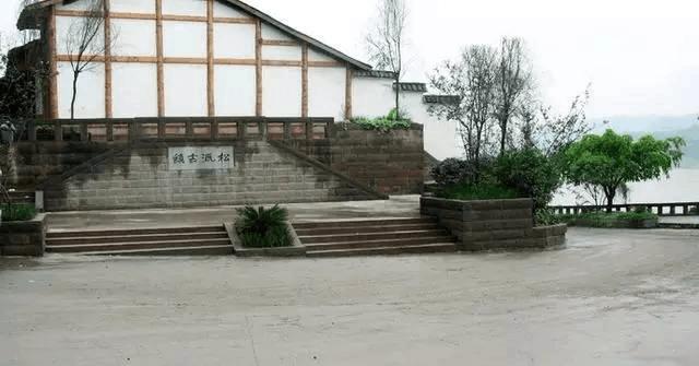 """重庆珍档丨它居然被称为""""长江上游第一古镇""""?!"""