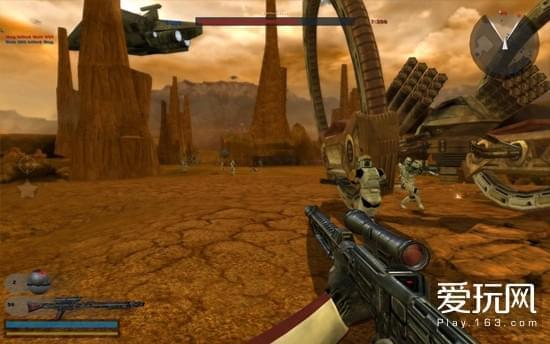 游戏史上的今天:历史轮回《星球大战:前线2》