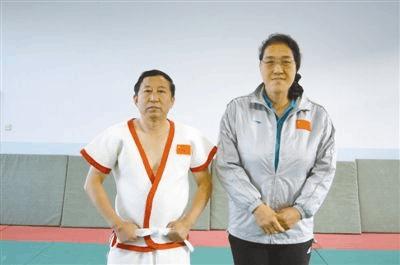 """【内蒙古之最】我国最早实现柔道""""三连冠""""女运动员"""