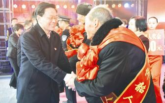 渑池县2018年春节联欢晚会精彩上演