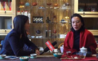 素直素食连锁创始人冼冬谈自身与佛文化的渊源