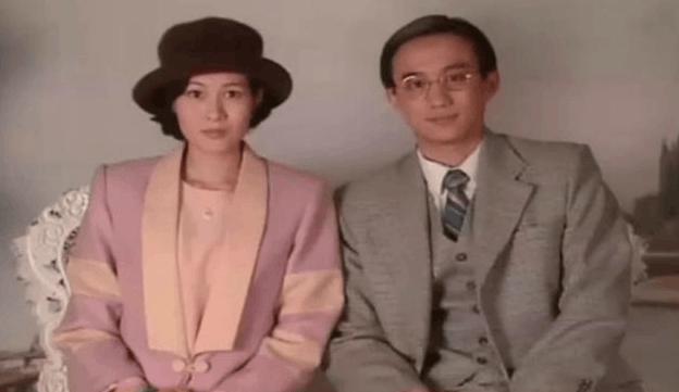 (图:《人间四月天》徐志摩与张幼仪)