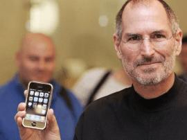 因为不爽微软高管 乔布斯造出初代iPhone