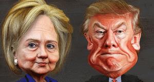 """从西方的总统大选看人工智能的""""从政""""之路"""